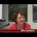 Mia Carlucci - Regione Basilicata - OLI 10 aprile 2014
